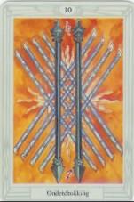 Staven 10 Crowley Tarot